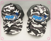 Semi Cotton Military Blue Mens Snapback Trucker Hats Polyester Back Available 2.5cm Height
