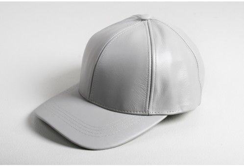 Plain Casual Cotton Unisex Baseball Caps Sweatband / Genuine Leather Body Available